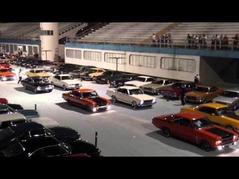 Desfile do Clube do Opala de São Paulo 2013 - Auto Show Collection - Sambódromo do Anhembi