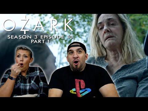 Ozark Season 3 Episode 10 'All In' Finale REACTION!! (Part 1)