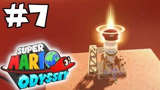 Super Mario Odyssey 100% Walkthrough Part 7: Following Up