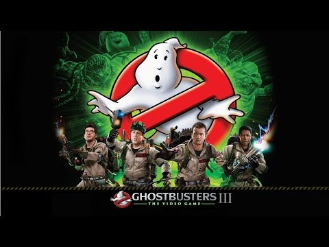 GHOSTBUSTERS III The Video Game Full Movie HD
