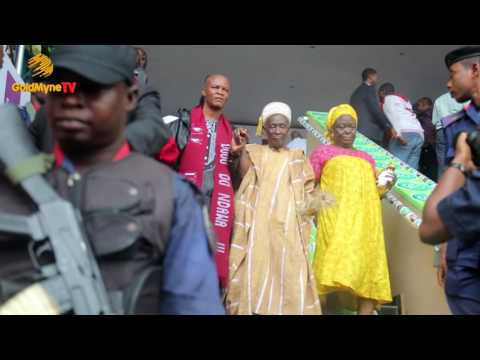 HIGHLIGHTS AT OJUDE OBA 2016 IN IJEBU ODE