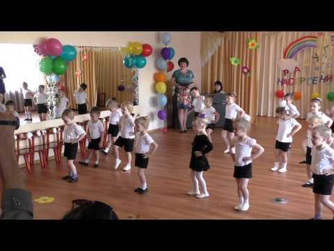 Точка,точка,запятая танец Настя 2015 (видео)