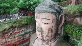 Leshan China  City pictures : Emeishan Gran Buda de Leshan Pt2 [China,Sichuan]