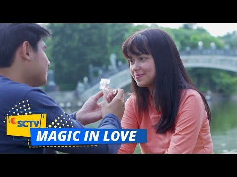 Indah Ya, Cara Ken Kasih Cincin ke Viola | Magic In Love - Episode 13