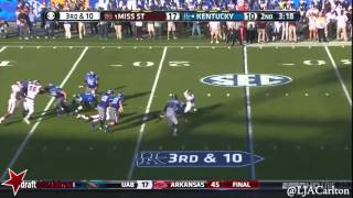 Preston Smith vs Kentucky (2014)