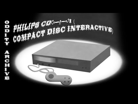 Oddity Archive: Episode 76 - Philips CD-I (Compact Disc Interactive)