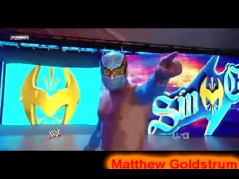 The truth behind Sin Cara's entrance stunt.