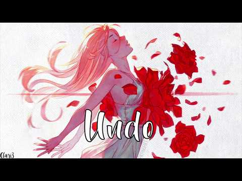 Nightcore → Undo (Lyrics)
