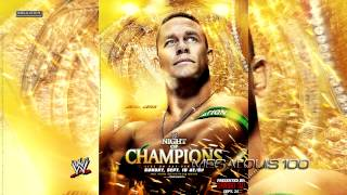 WWE Night of Champions 2012 Official Theme Song - ''Champions'' With Download Link
