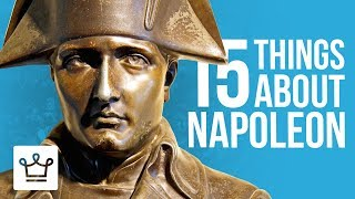 15 Things You Didn't Know About Napoleon  SUBSCRIBE to ALUX: https://www.youtube.com/channel/UCNjPtOCvMrKY5eLwr_-7eUg?sub_confirmation=1In this Alux.com video we'll try to answer the following questions:• Was Napoleon an Heir to the French Revolution?! • Why did Napoleon Fail in Russia in 1812?! • Did Napoleon's troops shoot the nse off the Sphinx?! • How tall was Napoleon?!• Why is Napoleon depicted with his hand in his coat?! • What was the name of Napoleon's horse?!• What Kind Of Leader Was Napoleon Bonaparte? !• Who was Napoleon Bonaparte?!• How did Napoleon die?!WATCH MORE VIDEOS ON ALUX.COM!Most Expensive Things: https://www.youtube.com/watch?v=Ay0u3dJRZas&list=PLP35LyTOQVIu4tNnitmhUqIjySwUhfOylLuxury Cars: https://www.youtube.com/watch?v=m5GhenZZs1k&index=1&list=PLP35LyTOQVItrVHGzdB9KY-Sbjq4gU-YmBecoming a Billionaire: https://www.youtube.com/watch?v=Skwfwf2SNpw&index=6&list=PLP35LyTOQVIsO8kOTx8-YOgwkGvrPtJ3MWorld's Richest:  https://www.youtube.com/watch?v=rAy_G-1JF74&index=1&list=PLP35LyTOQVIvthSKr0S3JdjWw3qA9foBaInspiring People: https://www.youtube.com/watch?v=lMjO3Gg45pM&list=PLP35LyTOQVItaKCX5o3yaje6_H9D-GuEMTravel the World:https://www.youtube.com/watch?v=-Blsz2JbdgM&t=2s&index=23&list=PLP35LyTOQVIt823Sy_C3-166RLzONbw6WDark Luxury: https://www.youtube.com/watch?v=ch7JWVk8Ldk&index=6&list=PLP35LyTOQVIvQU6lzpW5_lryMmdB6zncUCelebrity Videos: https://www.youtube.com/watch?v=UuhPRVdDli0&list=PLP35LyTOQVIuJuINlyvSU2VvP6pk9zjUkBusinesses & Brands: https://www.youtube.com/watch?v=Xr2YdBz2uWk&list=PLP35LyTOQVIv0fNwEgqmkrDd9d9Nkl7dz-Follow us on INSTAGRAM for amazing visual inspiration:https://www.instagram.com/alux/&Don't miss the latest Luxury News only on Facebook:https://www.facebook.com/ealuxe---Alux.com is the largest community of luxury & fine living enthusiasts in the world. We are the #1 online resource for ranking the most expensive things in the world and frequently refferenced in publications such as Forbes, USAToday, Wikipedia and many more, as the GO-TO destination for luxury content!Our website: https://www.alux.com is the largest social network for people who are passionate about LUXURY! Join today!SUBSCRIBE so you never miss another video: https://goo.gl/KPRQT8--To see how rich is your favorite celebrity go to: https://www.alux.com/networth/--For businesses inquiries we're available at:https://www.alux.com/contact/