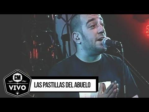 Las Pastillas del Abuelo video CM Vivo 2010 - Show Completo