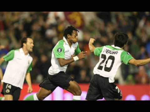 Racing 1 - 3 Manchester City (Copa UEFA 2008 - 09)
