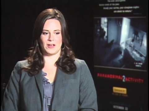 Paranormal Activity 2 - Exclusive: Katie Featherston Interview