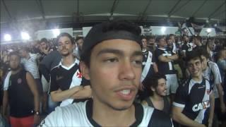 22/04/17 Vasco perde para o Fluminense por pela semi final do Carioca no Maracanã.