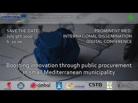 PROMINENT MED: INTERNATIONAL DISSEMINATION DIGITAL CONFERENCE - 09.07.2020