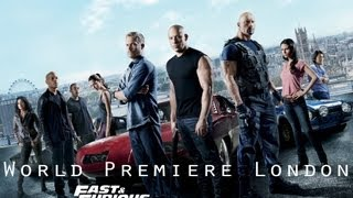 Nonton Fast   Furious 6 World Premiere London Leicester Square Film Subtitle Indonesia Streaming Movie Download