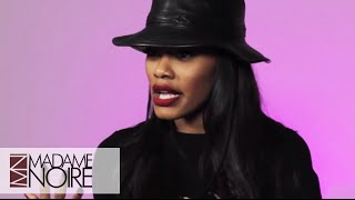 Teyana Taylor On New Album & Not Doing Aaliyah Biopic | MadameNoire - YouTube
