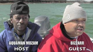 Bizarre of D12 & Eminem's Shady Records Goes Fishing For Hip Hop