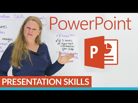 How To Give The BEST PowerPoint Presentation! Mp3
