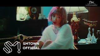 Taeyeon vídeo clipe Rain