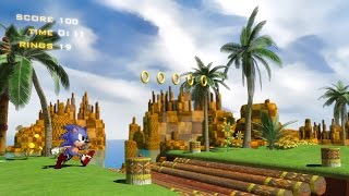 Download Lagu Sonic the Hedgehog - HD Special Edition Mp3