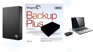 UNBOXING : SEAGATE - BACKUP PLUS SLIM PORTABLE STORAGE 5TB