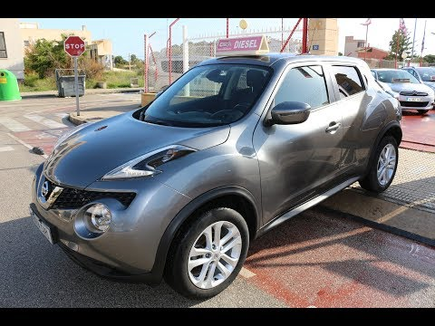 See video Nissan JUKE 1.5 DCI N-CONNECT 4X2