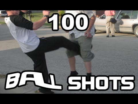 crotch kick