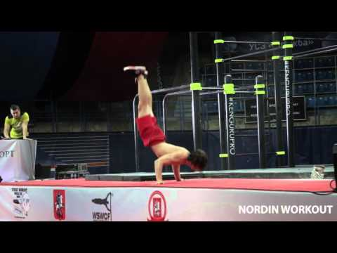 N1K (Street Workout Superfinal 2015)