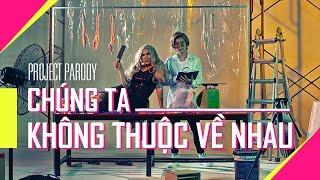 Clip chỉ mang tính chất giải trí Music by : Chúng Ta Không Thuộc Về Nhau - Sơn Tùng MTP Cover by T.O Follow us on Facebook:...
