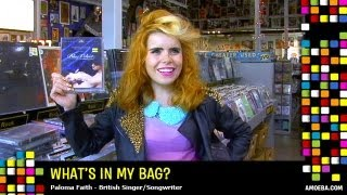 Paloma Faith - What's In My Bag?