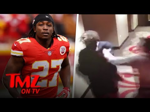 Kareem Hunt DEFENDED By Fans After Attacking Woman | TMZ TV