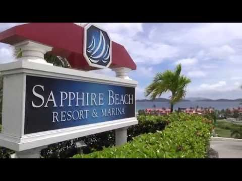 Sapphire Beach Resort-St. Thomas, U.S. Virgin Islands-Condo B-102