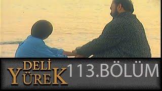 deli yürek 113.bölüm tek part izle hd