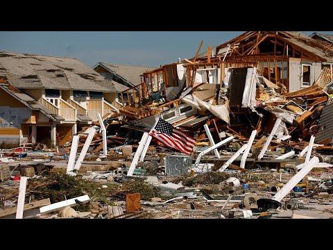 ΗΠΑ: Συνεχίζει το καταστροφικό του έργο ο κυκλώνας Μάικλ…