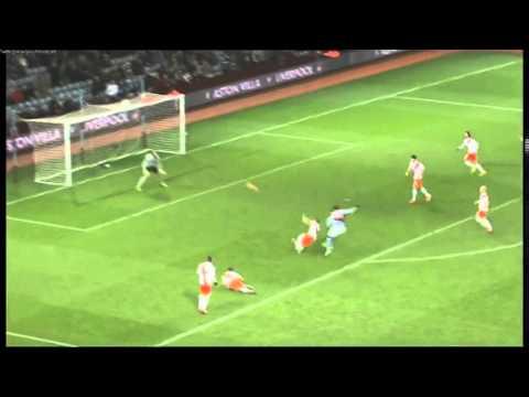 Aston Villa 1 – 0 Blackpool - FA Cup - 4.1.2015