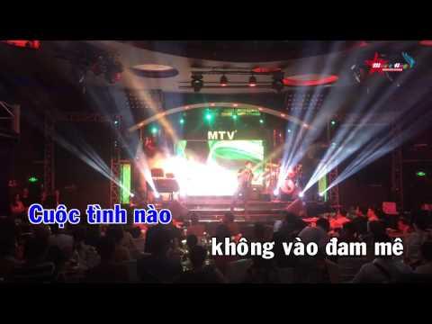 KARAOKE - Hoa Cài Mái Tóc - Lương Gia Huy