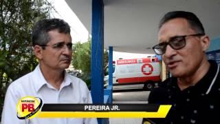 Secretario de saúde de Aparecida no Sertão da Paraíba fala sobre Ação da ONG SAS Brasil