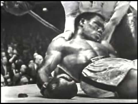Boxer Dies In Ring  Benny  Kid  Paret and Emile Griffith