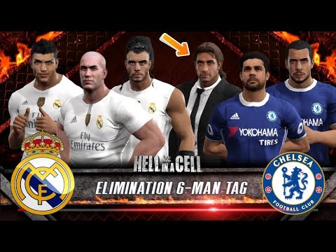 Real Madrid Vs. Chelsea Insane Fight | Diego Costa almost Died!!
