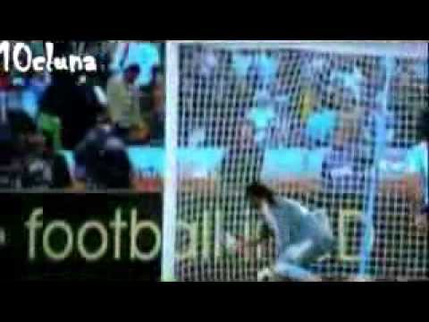Bloopers,accidents and errors of the FIFA World Cup 2010