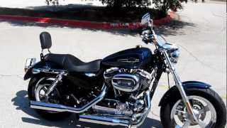 9. 2012 Harley-Davidson XL1200C Sportster Custom For Sale