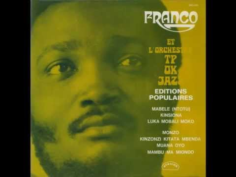 Franco & le TPOK Jazz 1974