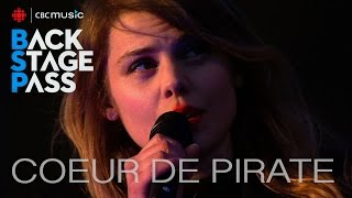 Video Coeur De Pirate | CBC Music Backstage Pass MP3, 3GP, MP4, WEBM, AVI, FLV Juni 2018