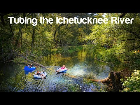 How to Do Florida: Tubing at Ichetucknee Springs State Park