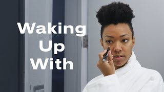 Download Video Star Trek Star Sonequa Martin-Green's Morning Routine | Waking Up With | ELLE MP3 3GP MP4