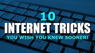 We all browse the internet every day and there are several things we all can do to make navigating the internet a little easier. In this video, I show you 10 useful tips and tricks for use on the internet that some of you may already know along with some that you wish you knew sooner. Most of these tips and tricks will help to increase your productivity and I'll show you some fun stuff as well. ▶Subscribe: https://www.youtube.com/techgumbo▶Share This Video: https://youtu.be/eI0r_aL4rhgNotepad (Regular & Night Mode Instructions): http://abrition.com/turn-browser-notepad-no-time/YouTube TV Mode: https://www.youtube.com/tvMusic by: Gunnar Olsen, Jingle Punks, Vibe Tracks & Silent Partnerhttps://www.youtube.com/audiolibrary/music