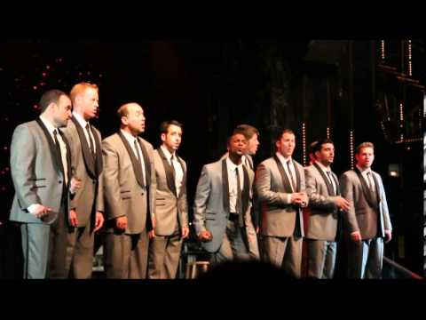 """Straight No Chaser: Chasers at Sea Cruise 10/14/12 """"Back Home Again in Indiana"""""""