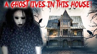 A Ghost Lives In This Haunted Abandoned House  It Hurt Me    Moe Sargi