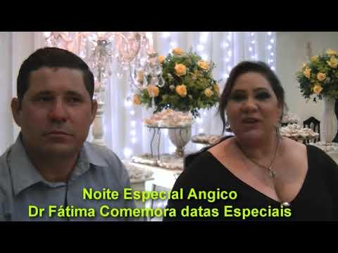 Jales - Festa no Angico ontem sexta-feira (06/10), Fátima Martini comemora datas Especiais.